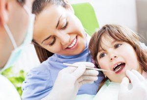 Лечение переодонтита у детей в Киеве
